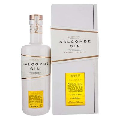 Salcombe Gin Voyager Series 'Phantom,' <small>50cl, 46% </small>