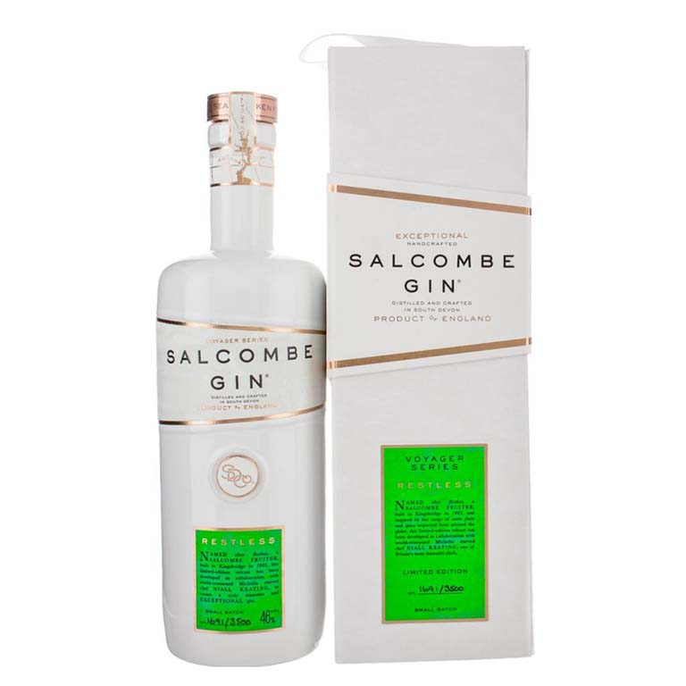 Salcombe Restless with box