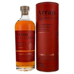 Arran Amarone Cask with bottle