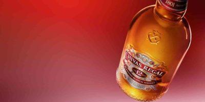 Chivas Bottle