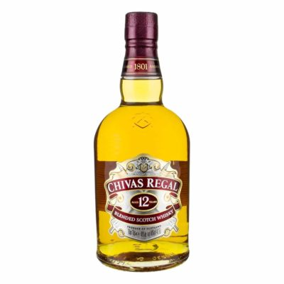 Chivas Regal 12 Year Old Scotch Whisky <small>70cl 40%</small>