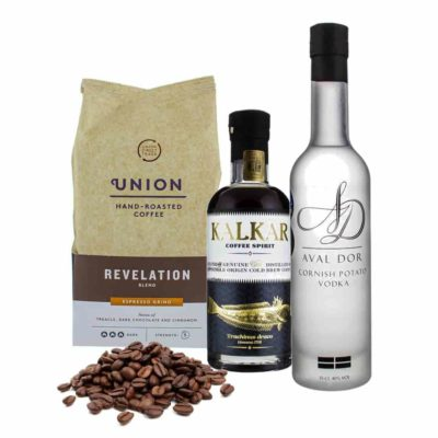The Corn-ish Espresso Martini Bundle