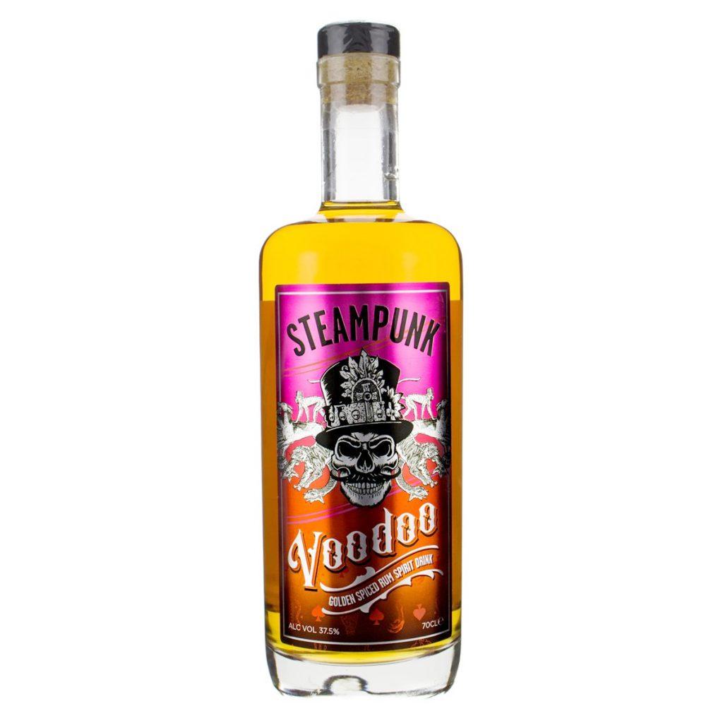 Steampunk Voodoo Golden Spiced Rum