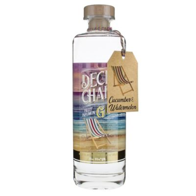 Deck Chair Gin &#8211; Cucumber and Watermelon <small>70cl 44%</small>