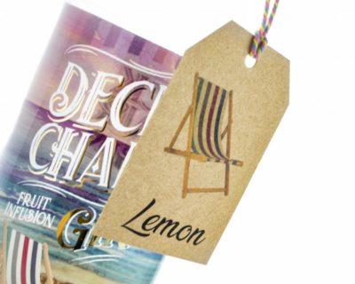 Deck Chair Lemon Wonky
