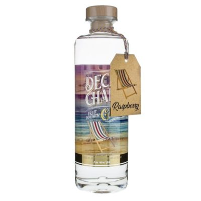 Deck Chair Gin &#8211; Raspberry <small>70cl 44%</small>