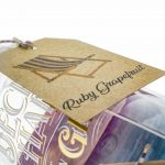 Deck Chair Ruby Grapefruit Side