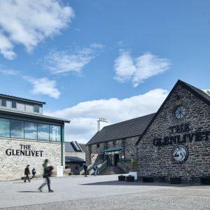 Glenlivet building exterior