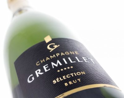 Gremillet front label 50