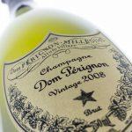 Dom Perignon front label 50