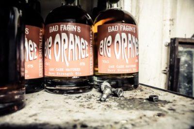 Bad Fagin's Big Orange
