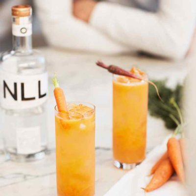 NLL New London Light with Orange Cocktails