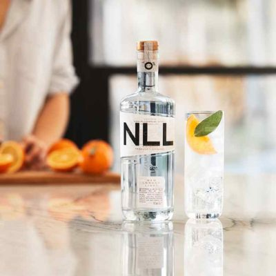 NLL New London Light with Tonic