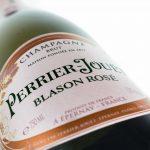 Perrier Jouet Blason Rose Front Label 50