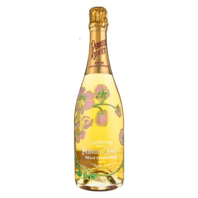 Perrier Jouet White Background