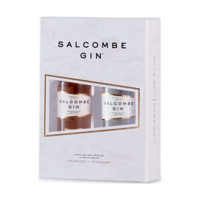 Mini Salcombe Gin Gift Sets <small>2 x 5cl, 41.4%-44%</small>