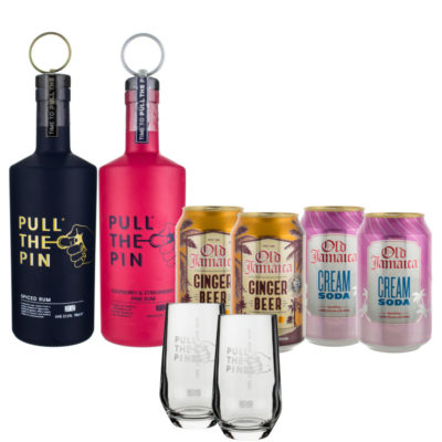 Pull The Pin – The Blue and Pink Bundle