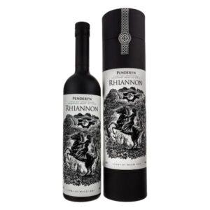 Penderyn Whisky Rhiannon on white background