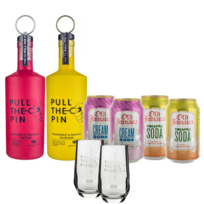 Pull The Pin – The Pink and Yellow Bundle
