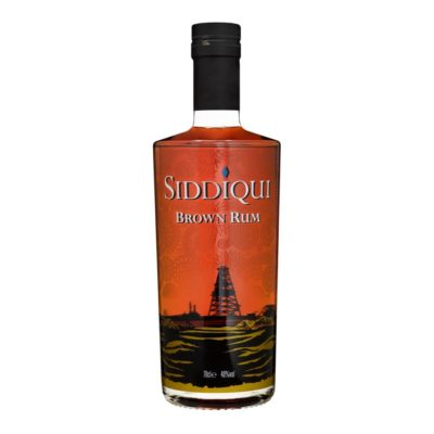 Siddiqui Brown Rum <small>70cl 40%</small>
