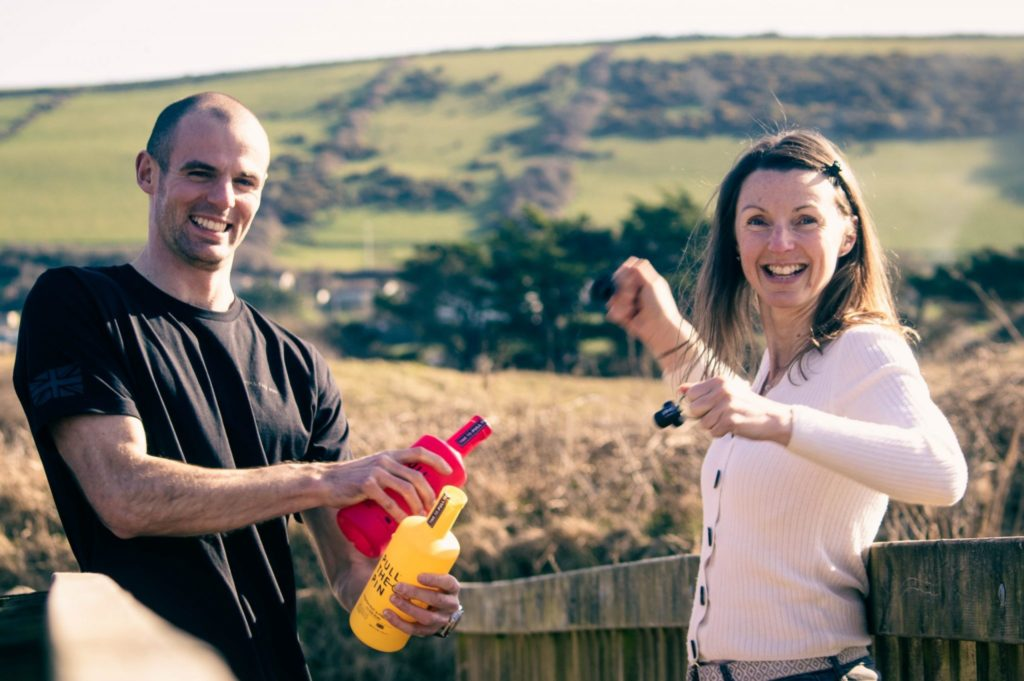 Pull The Pin kerry and Tom