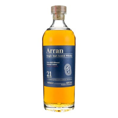 Arran 21 Bottle only