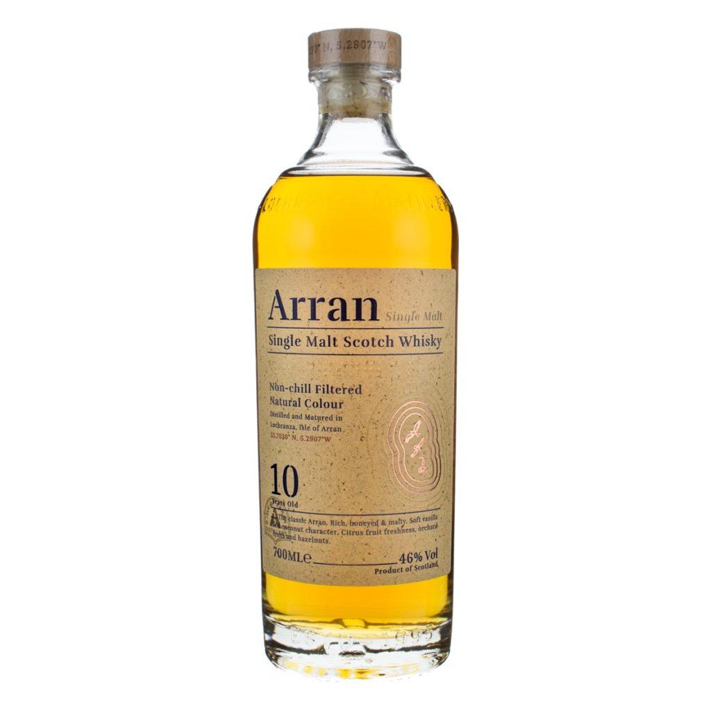 Arran Single Malt 10 bottle
