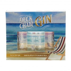 Deck Chair Gift Box Front