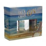 Deck Chair Gift Set Angled right