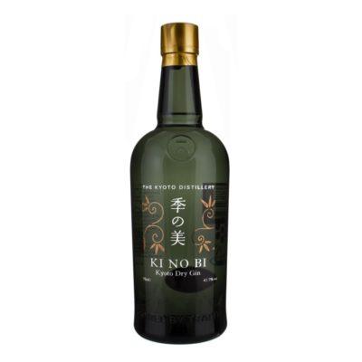 KI NO BI Kyoto Dry Gin <small>70cl, 45.7%</small>