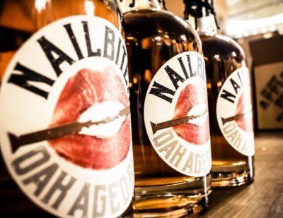 Nailbiter Rum 3 bottle