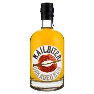 Nailbiter Rum on white background