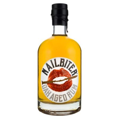 Nailbiter Barrel Aged Rum <small>42%, 70cl</small>
