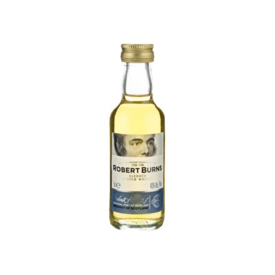 The Robert Burns Blend Whisky Mini <small>5cl 40%</small>