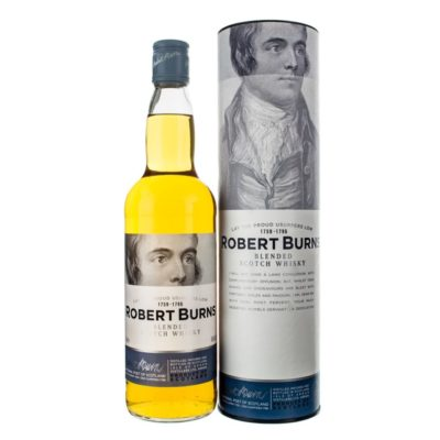 The Robert Burns Blend Whisky <small>70cl 40%</small>