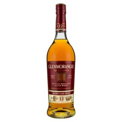 Glenmorangie 12 Year Old Bottle
