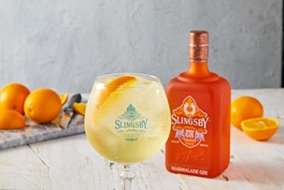 Silngsby Marmalade with Slingsby Glass