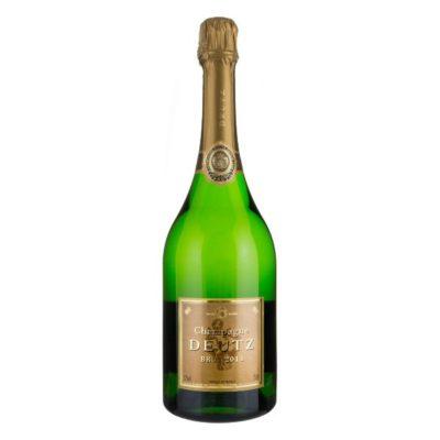 Champagne Deutz Brut 2014 with box